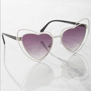 Accessories - Heart Shaped Sunglasses